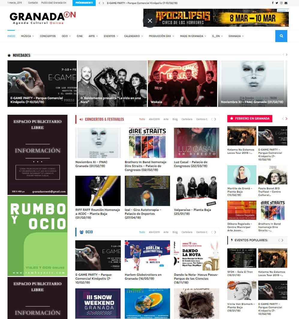 Granadaon